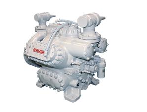 M Series by MYCOM reciprocating compressor