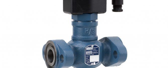 refrigerant solenoid valves S7A