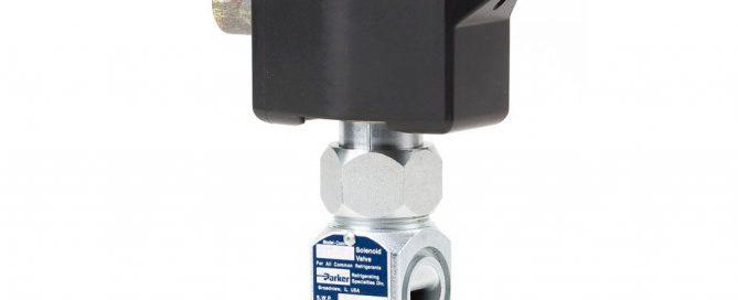 refrigerant solenoid valves S8F