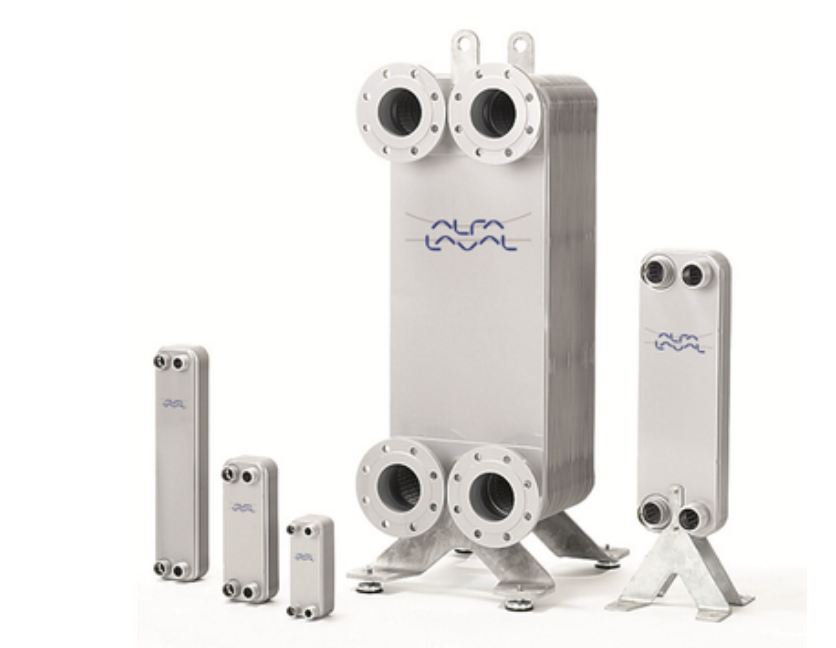 fusion bonded plate heat exchangers
