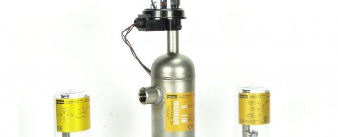 Liquid level modules