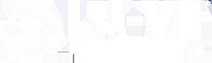LU-VE white logo