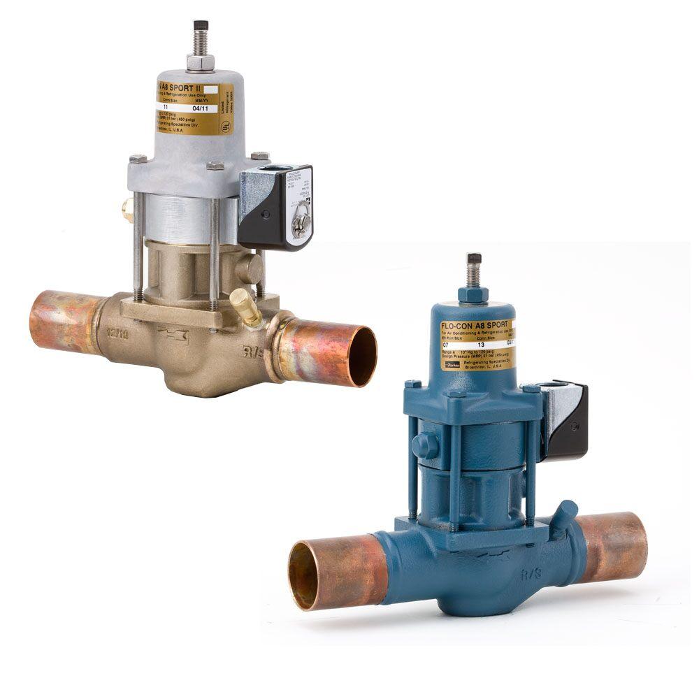 A8 (S)PORT pressue regulator valve