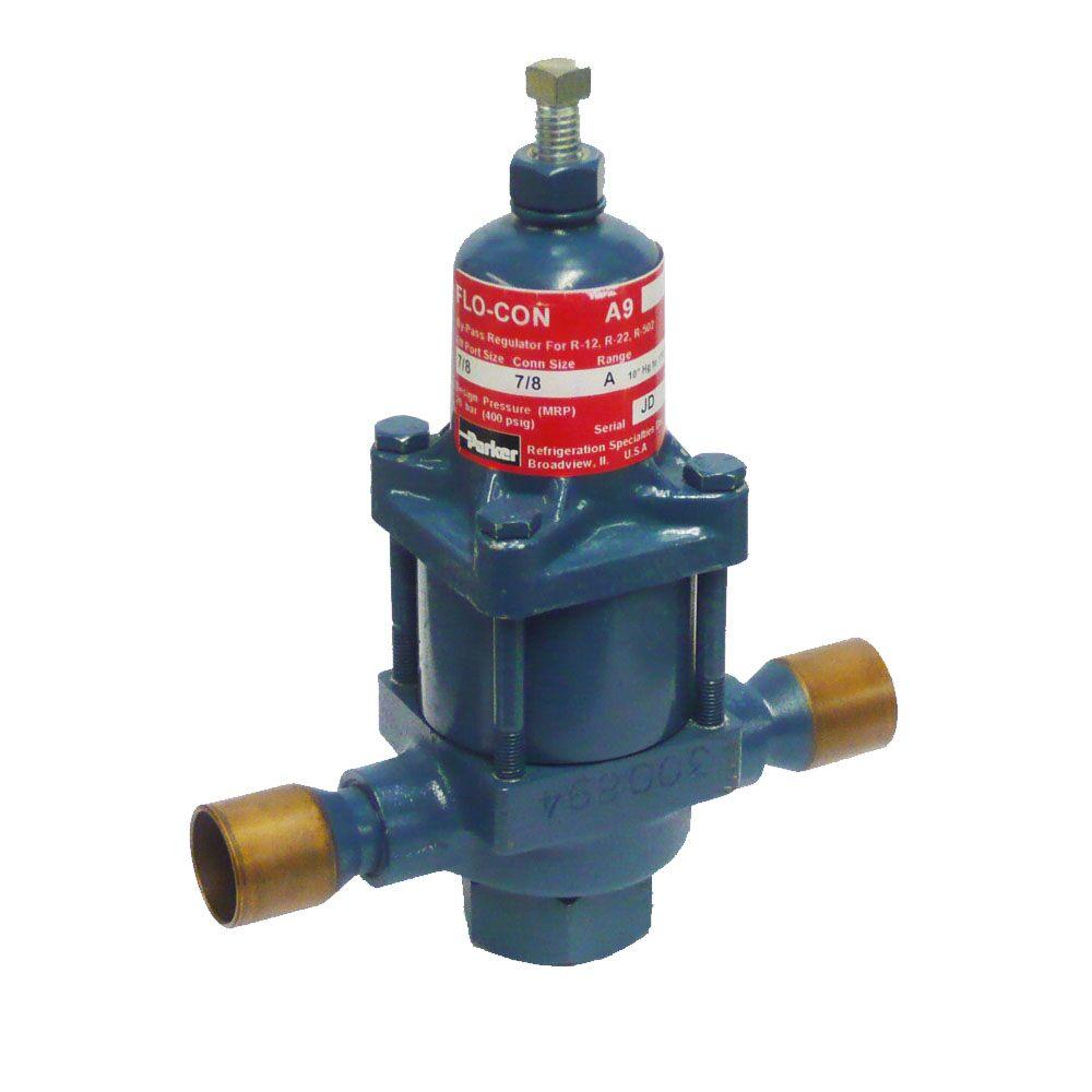 A9 regulator valve