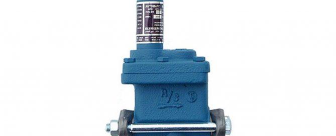 AFR3 regulator valve