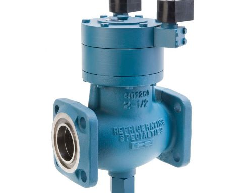 Gas Powered Suction Stop Valves- Ck-2D