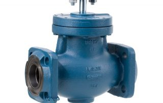 Gas Powered Suction stop Valve CK2