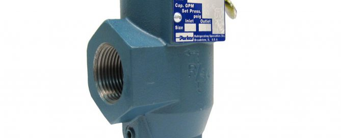 SRLQ safety regulator valve
