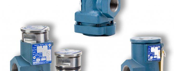 SRV Vapor valve