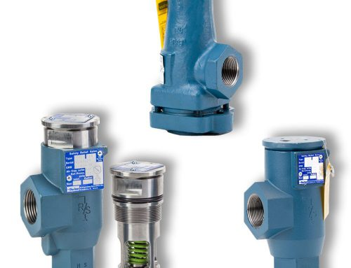Safety Relief Valves- SR- SRH